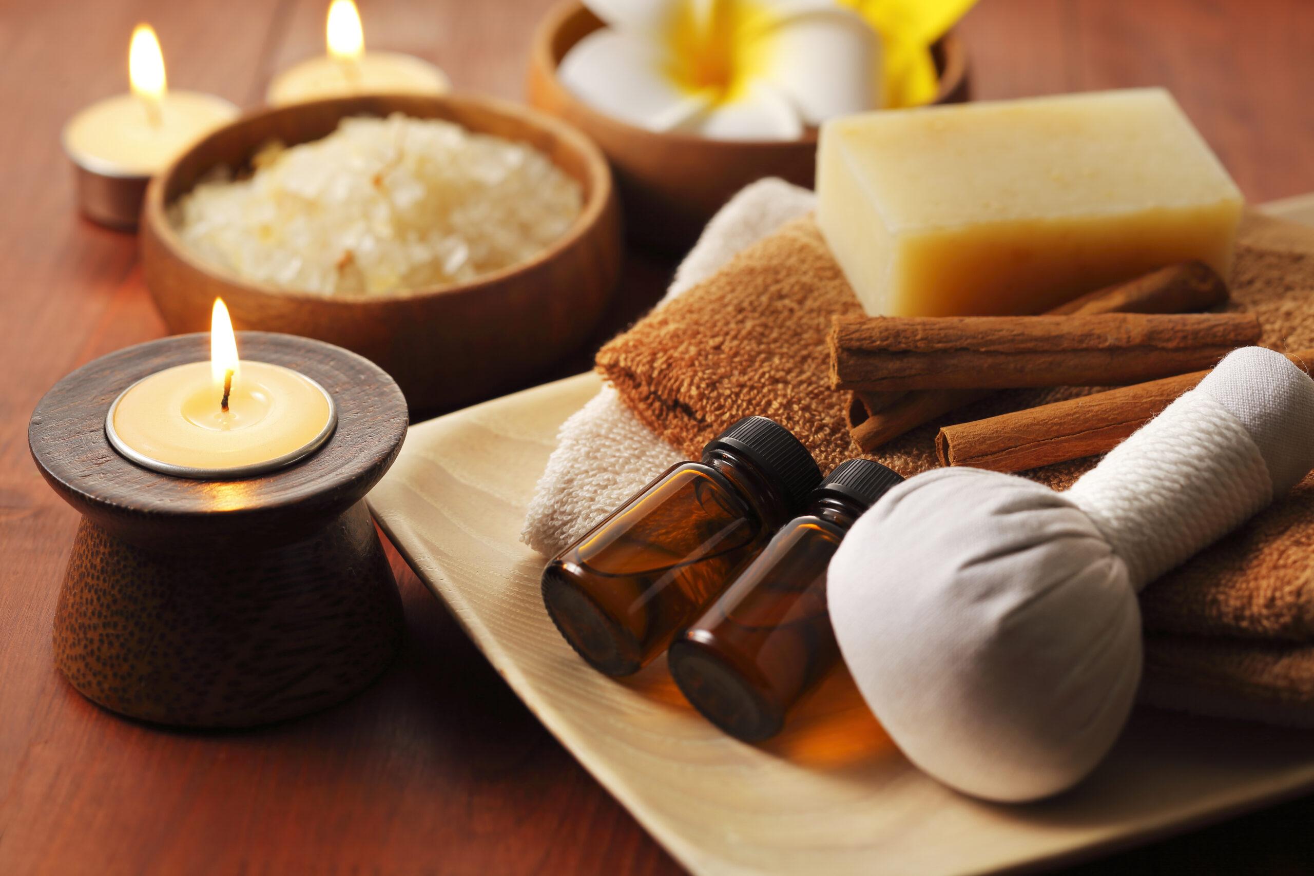 スパ アロマテラピー イメージ Spa Aromatherapy image